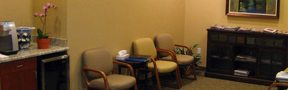 Robert W. Haag, DDS Family Dentistry - Waiting Room